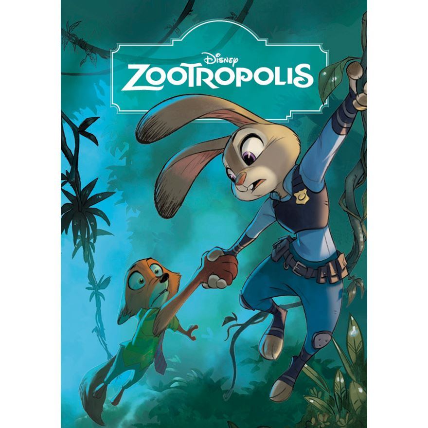 Disney Zootropolis Padded Classic Book
