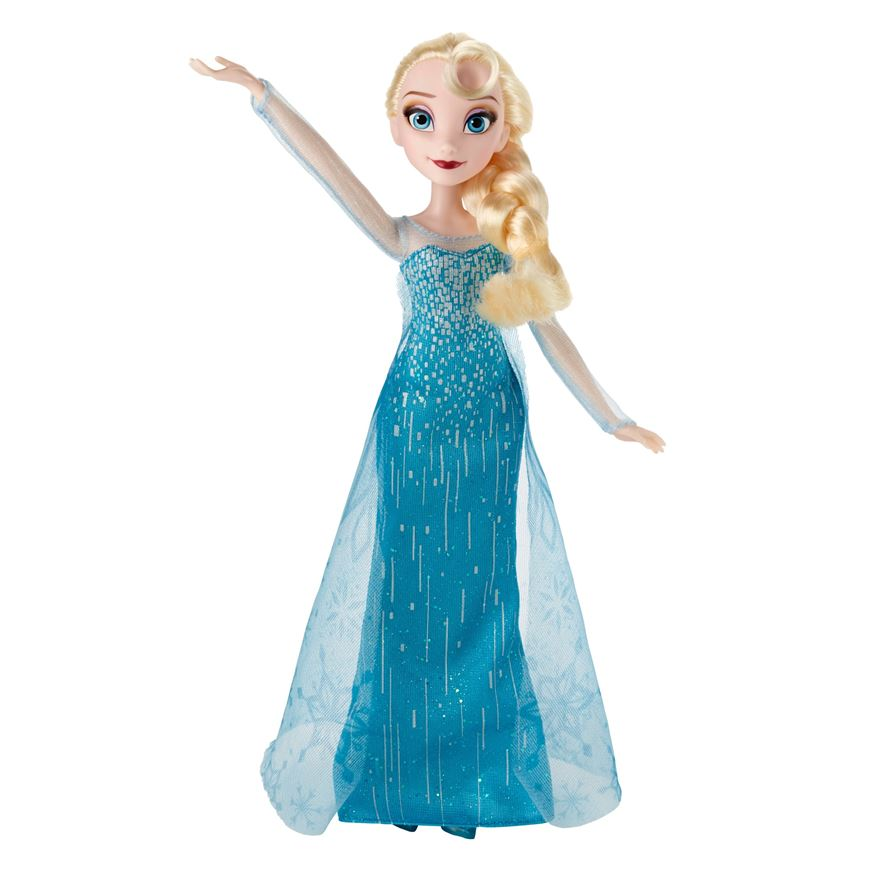 Disney Frozen Classic Fashion Elsa Doll image-0