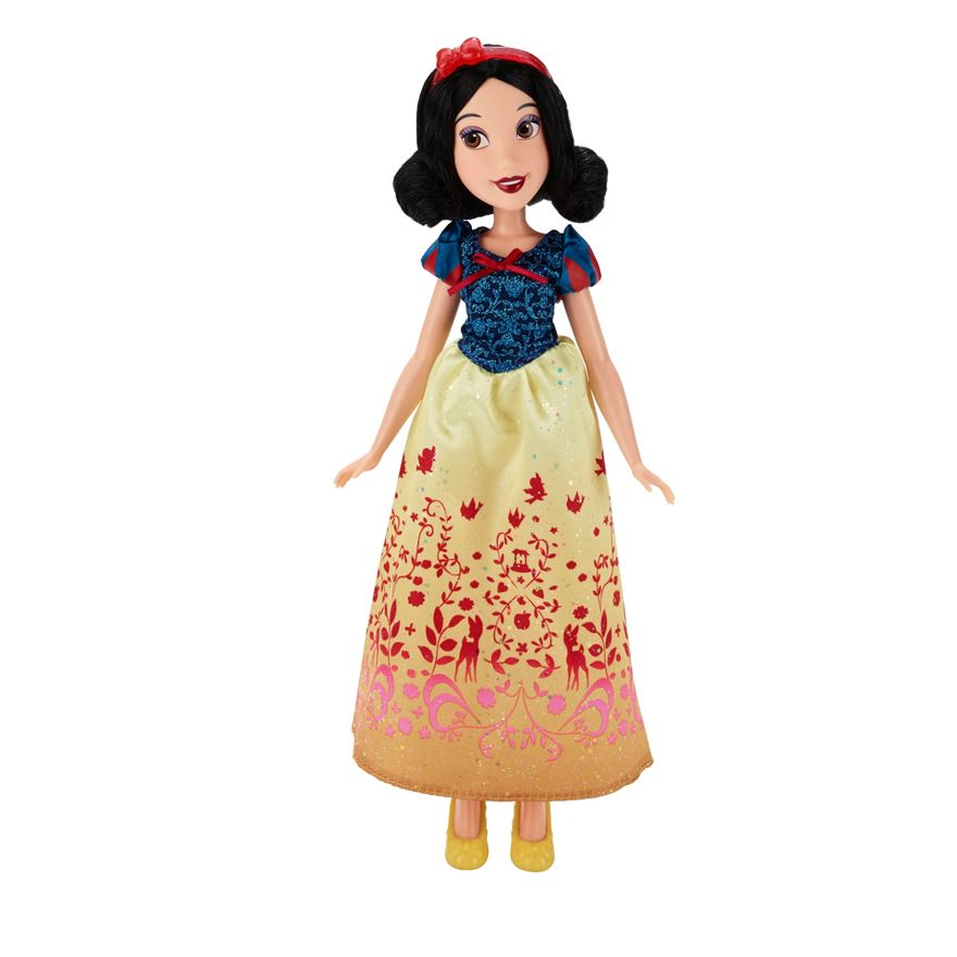 Disney Princess Royal Shimmer Snow White Doll image-0