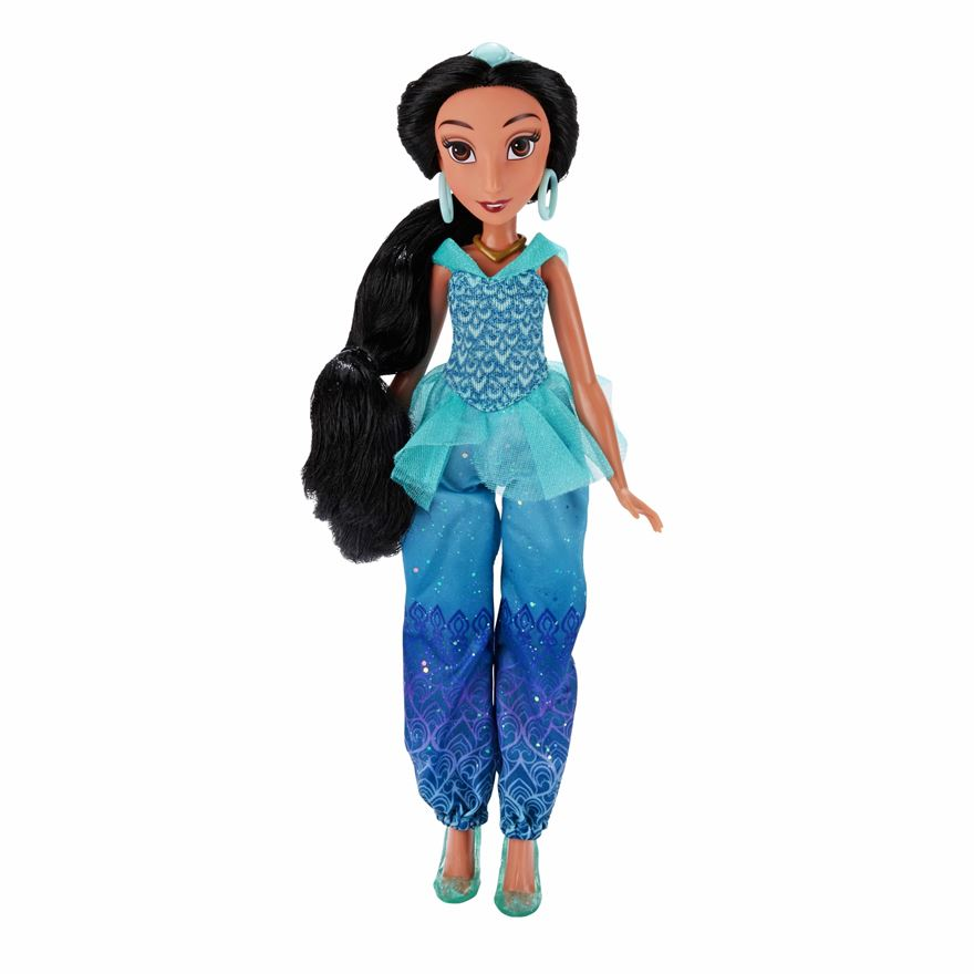 Disney Princess Royal Shimmer Jasmine Doll image-0