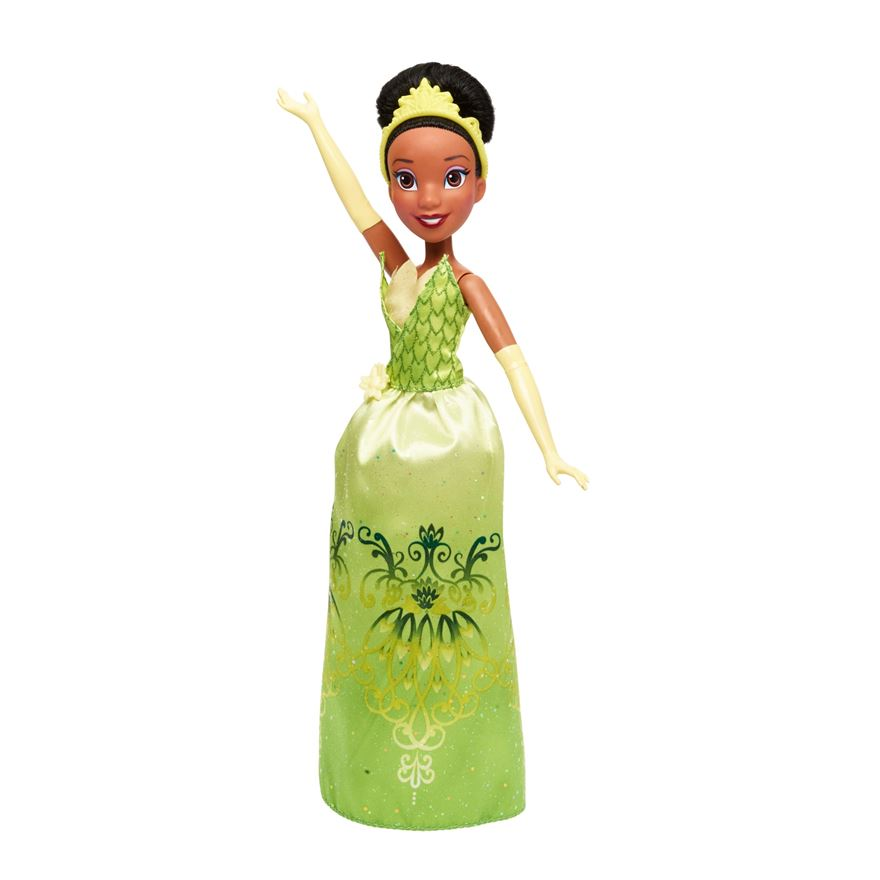 Disney Princess Royal Shimmer Tiana Doll image-0