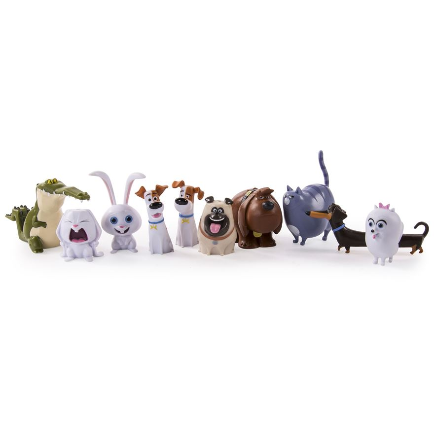 The Secret Life of Pets Mini Figures - Assortment image-0