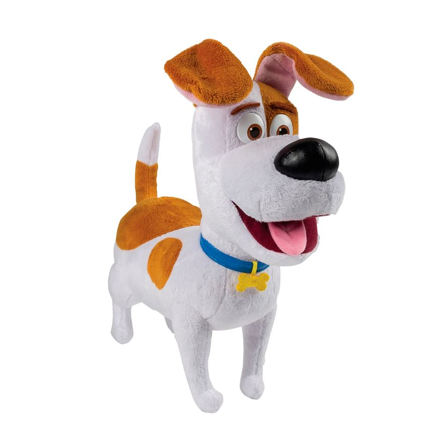 The Secret Life of Pets Talking Plush Buddies - Assortment image-0