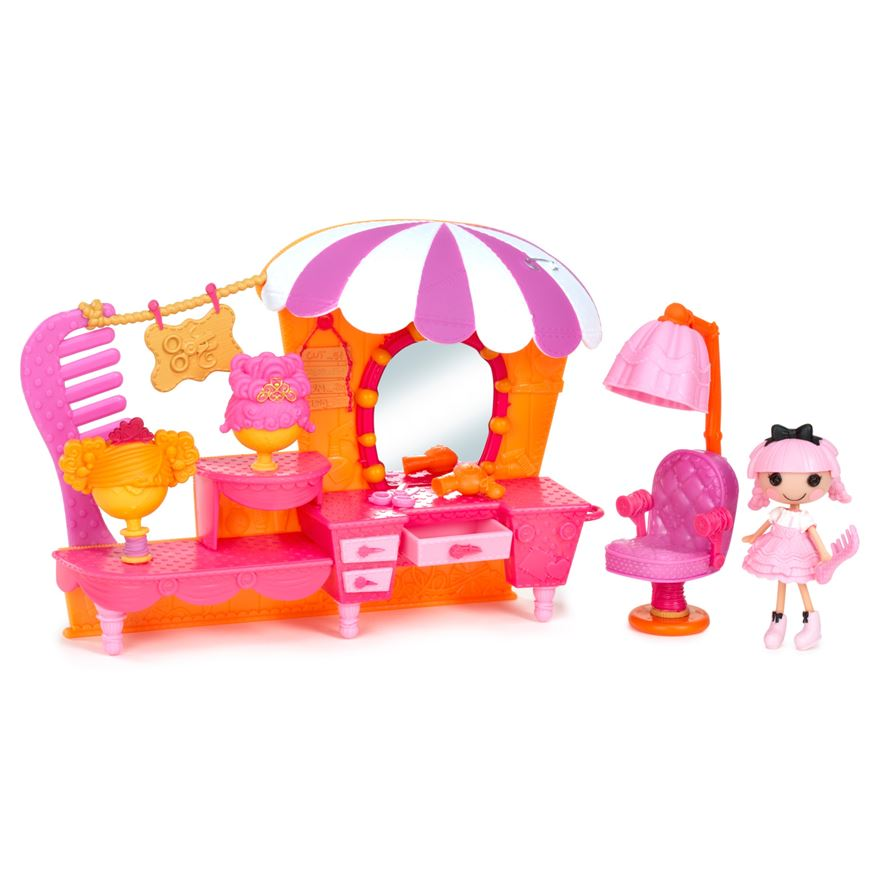 Mini Lalaloopsy Style N Swap Play Set - Assortment image-0