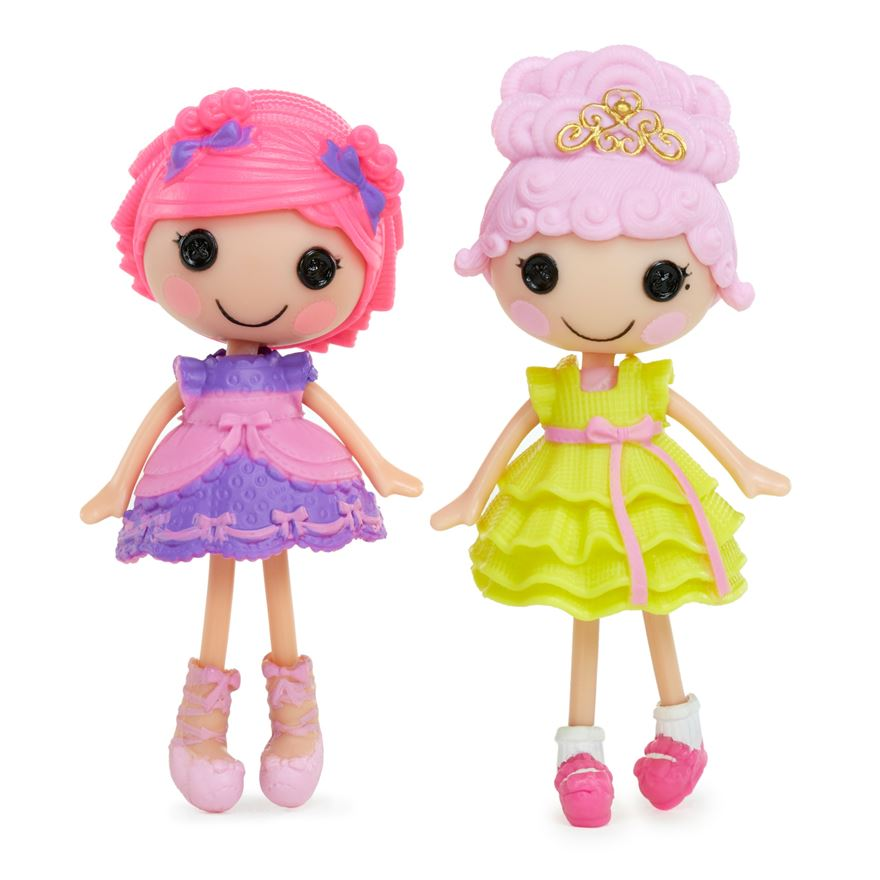 Mini LaLaLoopsy Style N Swap Doll Set - Assortment image-0
