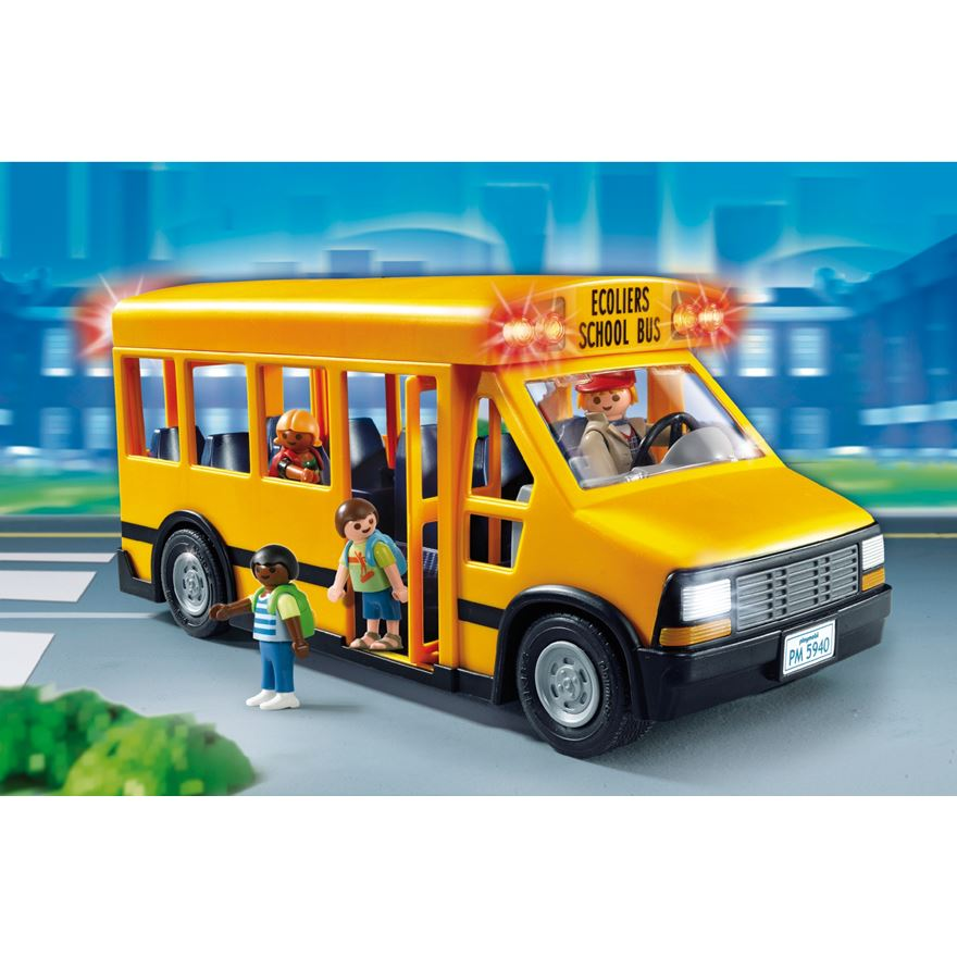 Playmobil School Bus 5680