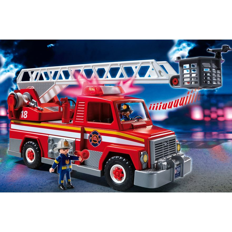 Playmobil Fire Engine 5682