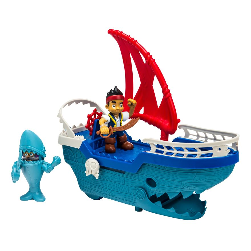 Jake and Never Land Pirates Strike Sea Ship image-0