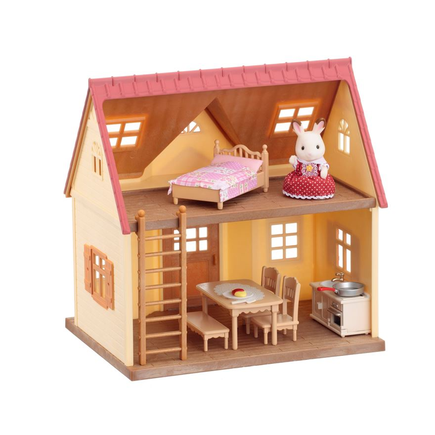 Sylvanian Families Cosy Cottage Starter Home image-0