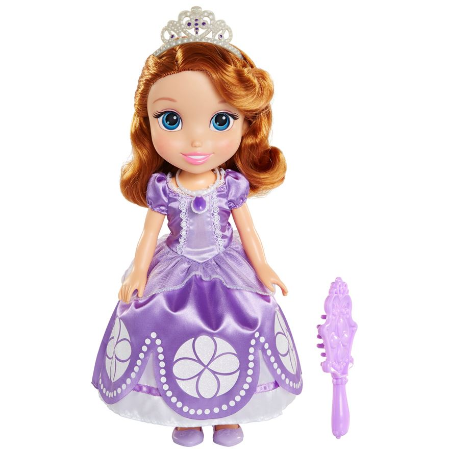 Disney Sofia the First Toddler Doll image-0