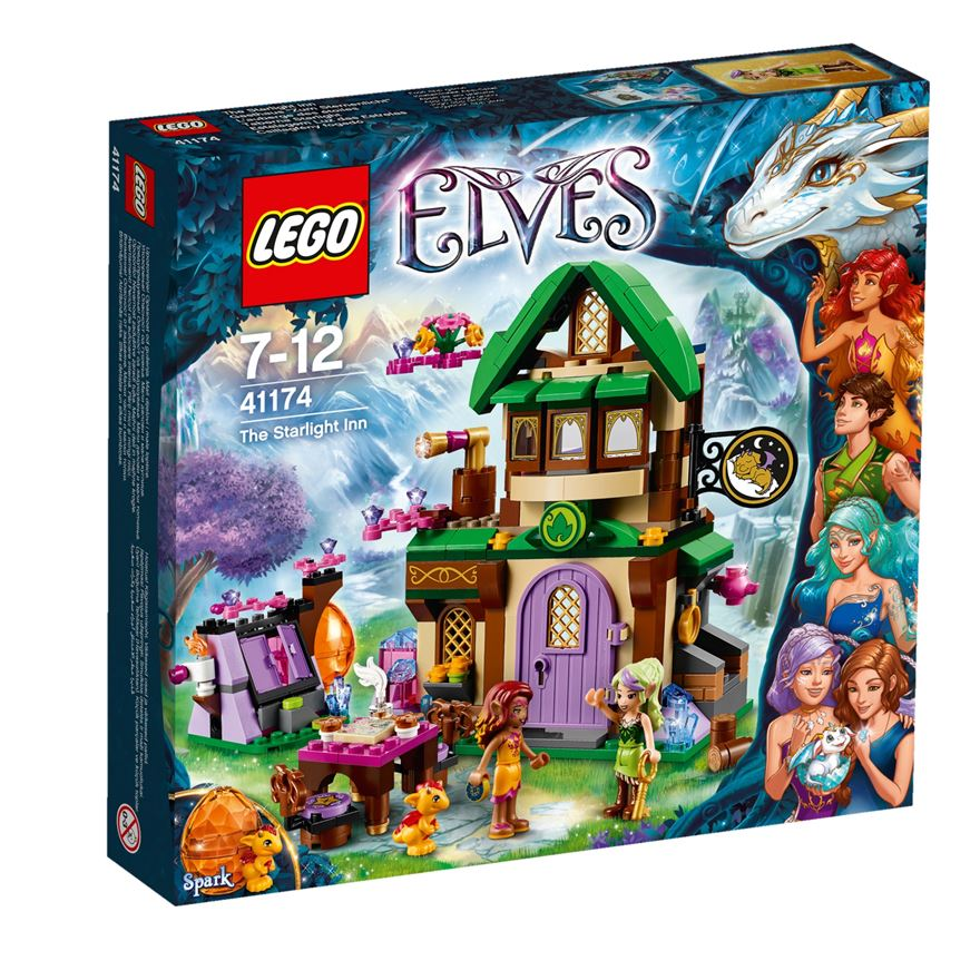 LEGO Elves The Starlight Inn 41174 image-0