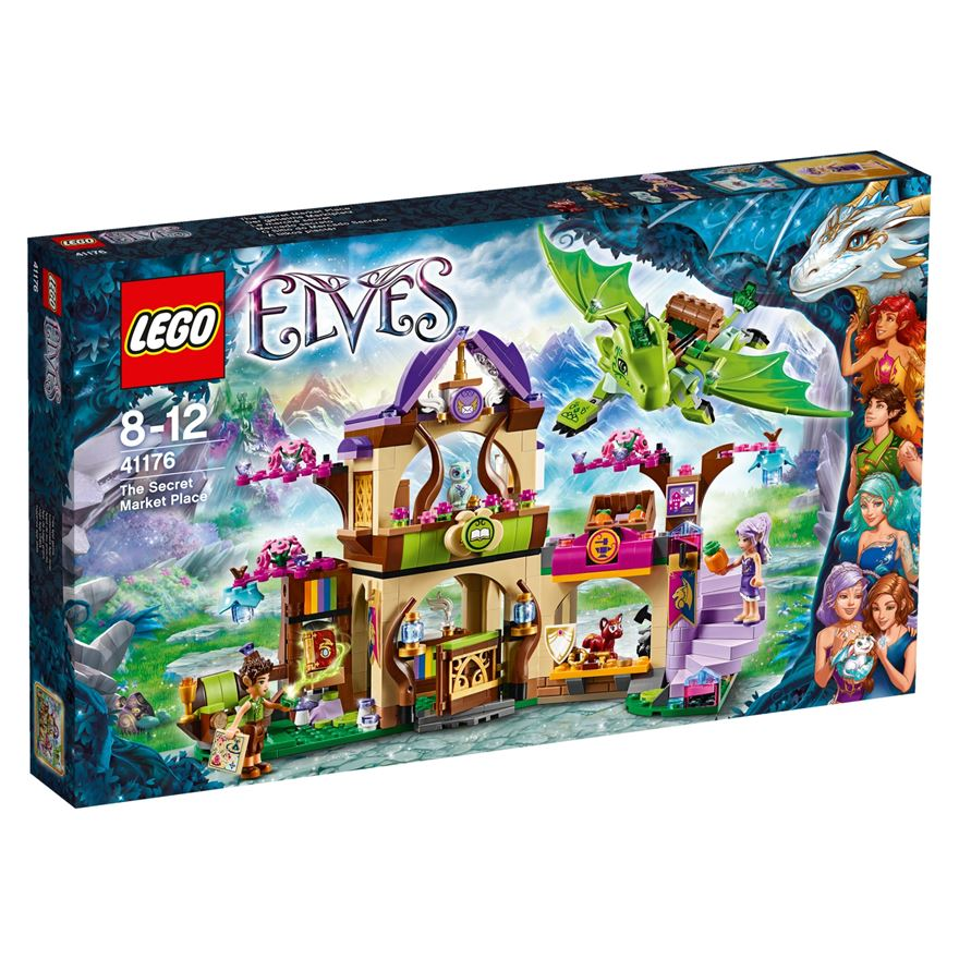 LEGO Elves The Secret Market Place 41176 image-0