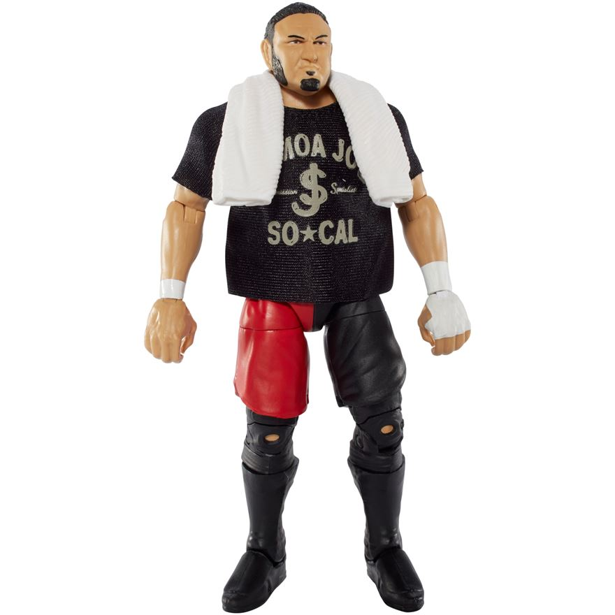 WWE Elite Series 43 Samoa Joe image-0