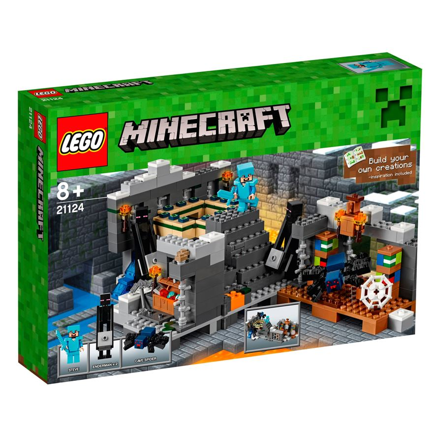 LEGO Minecraft The End Portal 21124 image-0