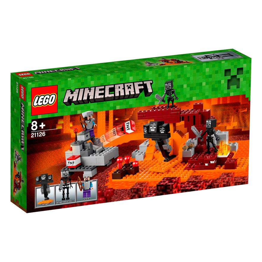 LEGO Minecraft The Wither 21126 image-0