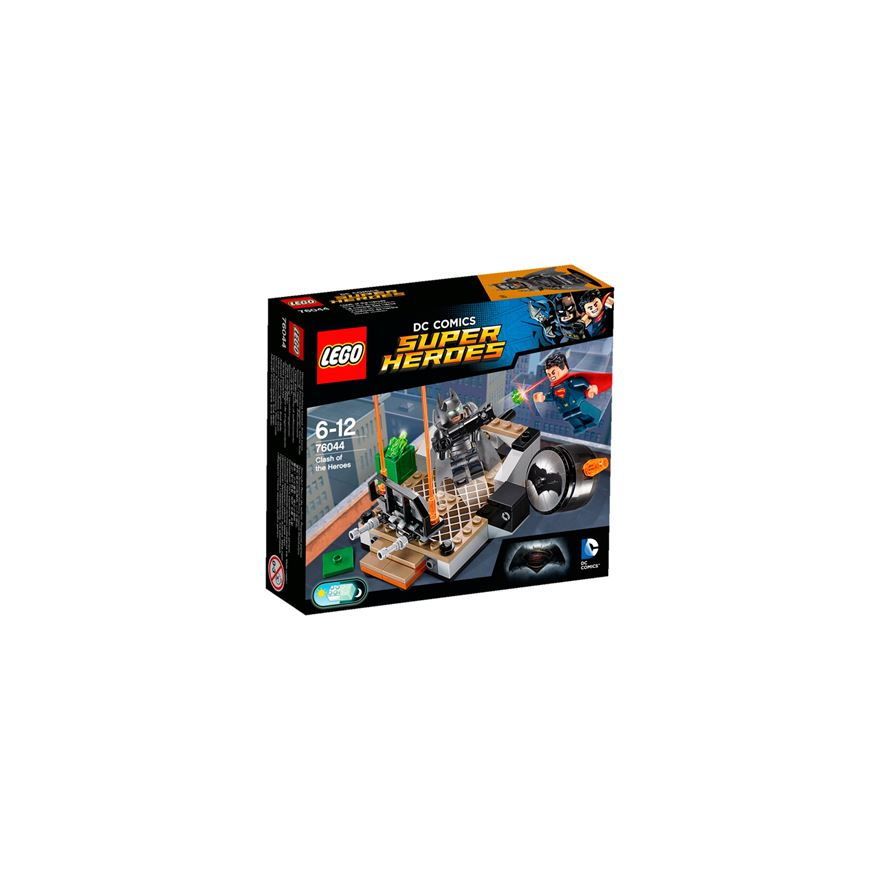 LEGO DC Comics Super Heroes Clash of the Heroes 76044 image-0