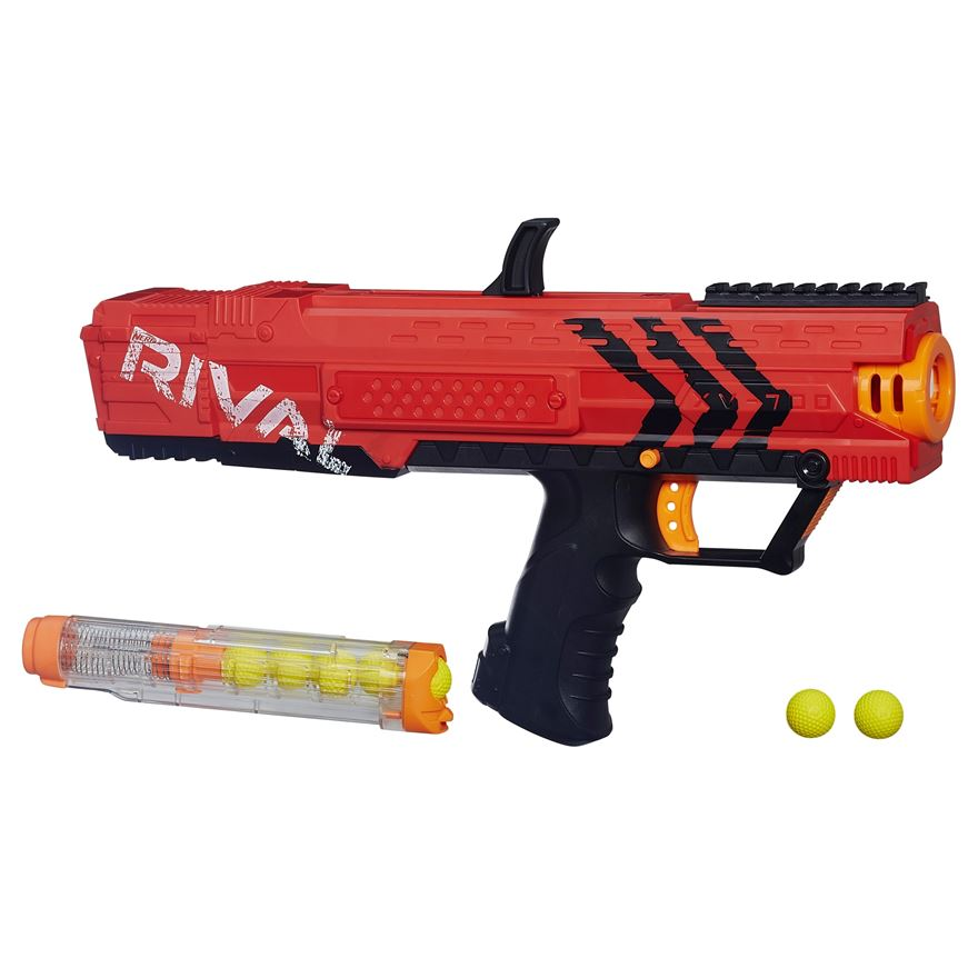 Nerf Rival Apollo XV-700 Blaster - Red image-0