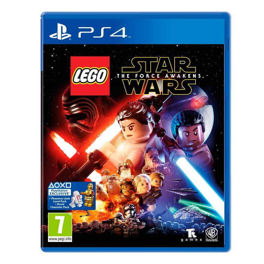 LEGO® Star Wars™: The Force Awakens PS4 image-0