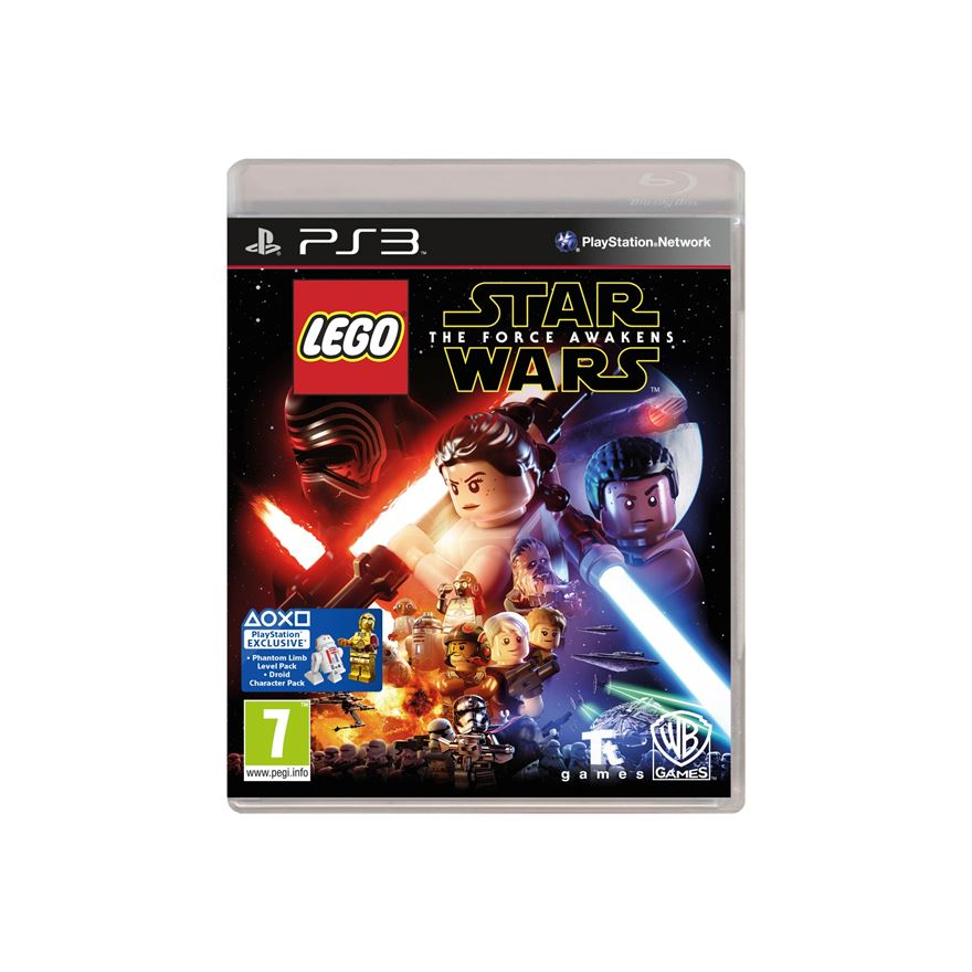 LEGO® Star Wars™: The Force Awakens PS3 image-0