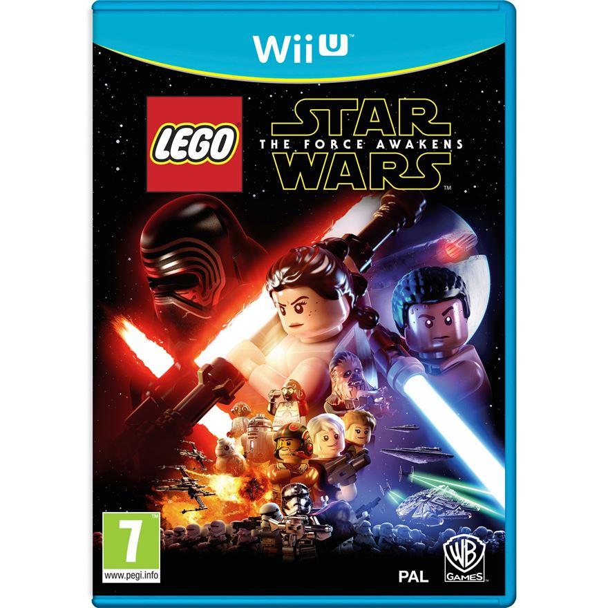 LEGO® Star Wars™: The Force Awakens Wii U image-0