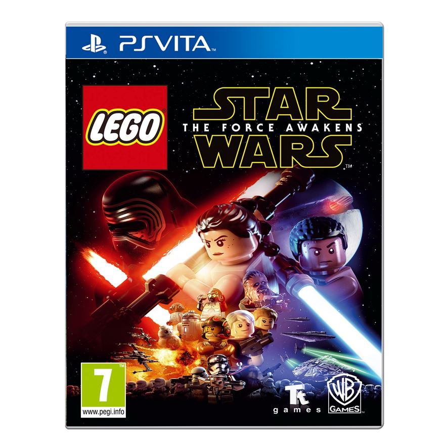 LEGO® Star Wars™: The Force Awakens PS Vita image-0
