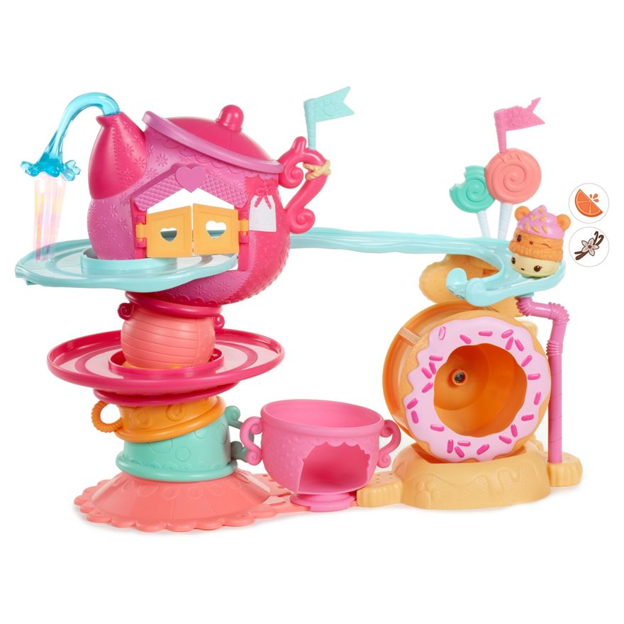 Num Noms Go Go Cafe Play Set image-0