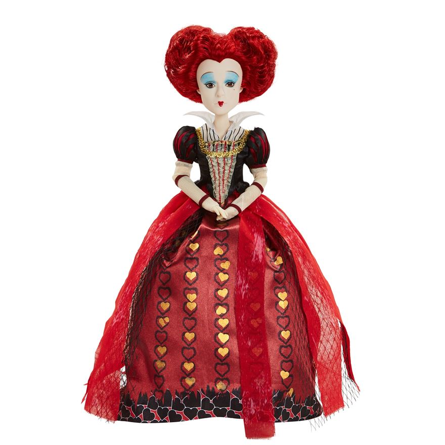 Disney Alice Through the Looking Glass Deluxe Collector Red Queen Doll