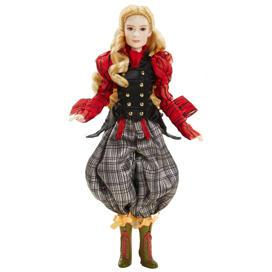 Disney Alice Through the Looking Glass Alice's Ribbon Fantasy Doll