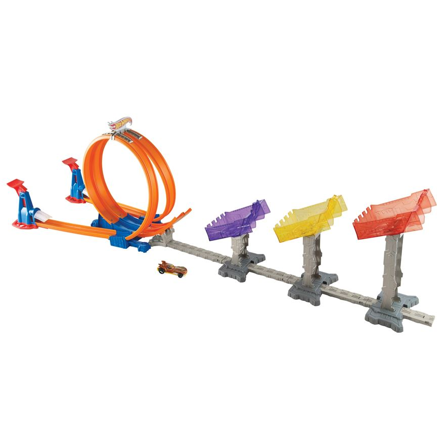 Hot Wheels Super Score Speedway Track Set image-0