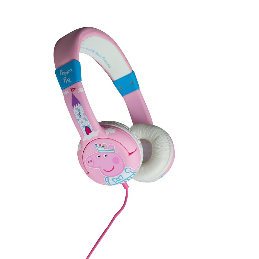 Peppa Pig Princess Peppa Kids Headphones image-0
