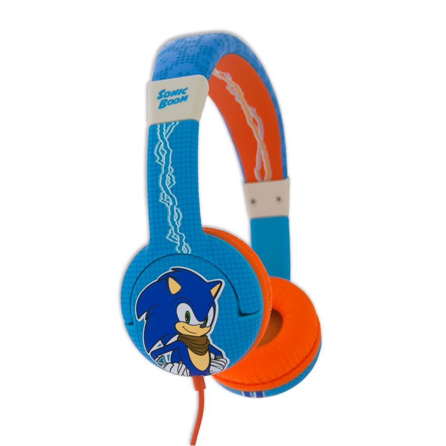 Sonic Boom Junior Kids Headphones image-0
