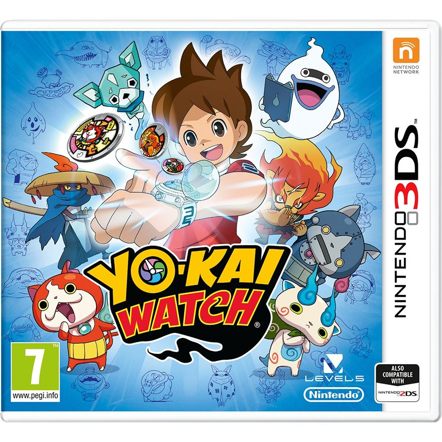 YO-KAI WATCH 3DS image-0