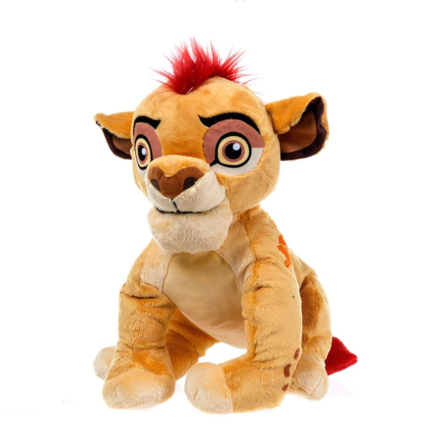 Lion Guard Kion Plush image-0
