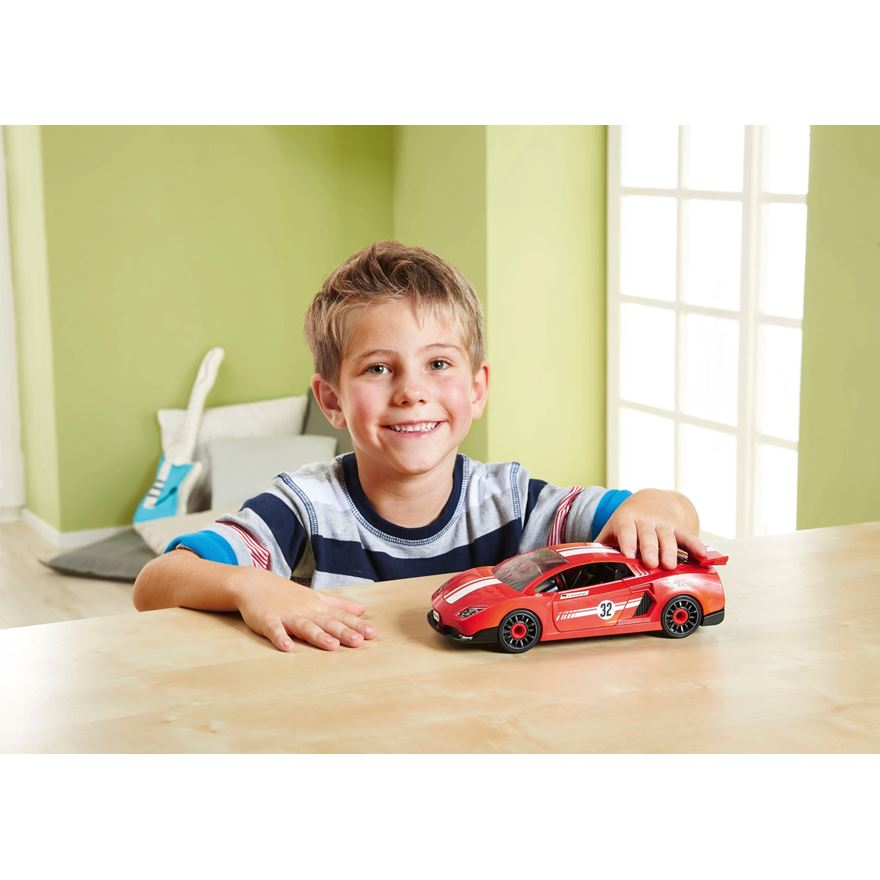 Revell Level 1 Junior Kit Racing Car image-0