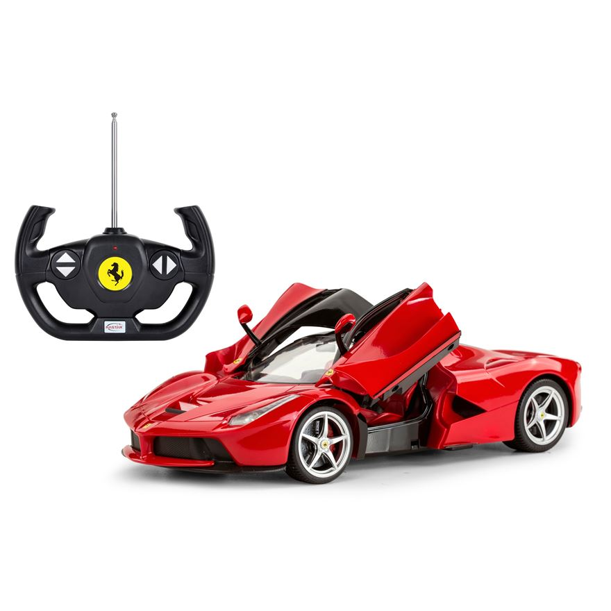 1:14 LaFerrari with USB charging cable