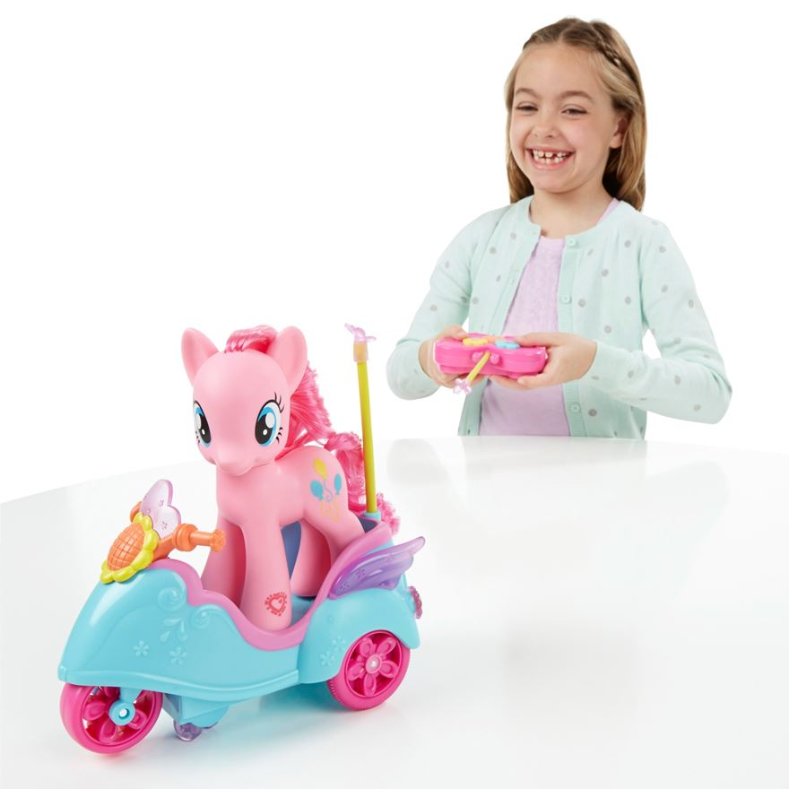 My Little Pony Pinkie Pie RC Scooter image-0