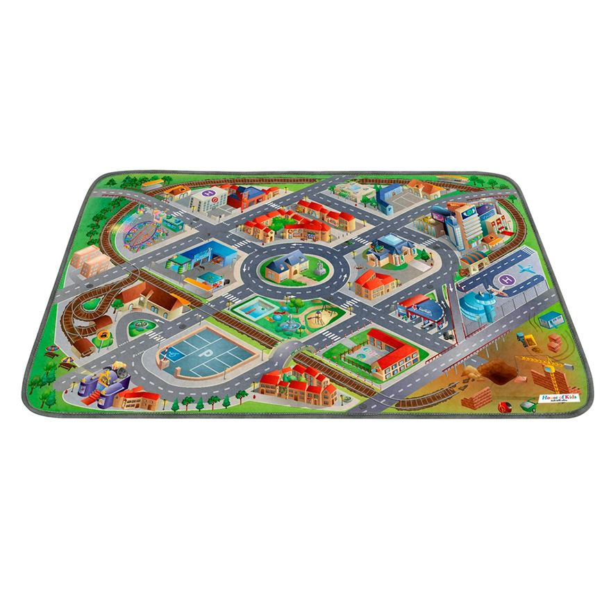 Ultra-Soft City Play Mat