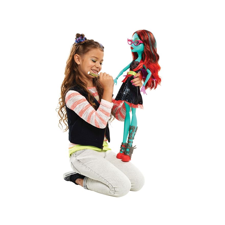 Monster High Ghoul Friend - Gore-geous Ghoul – Green image-0