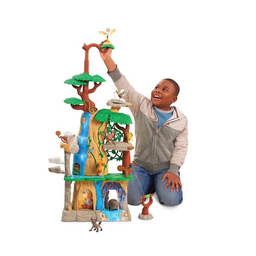 Lion Guard Training Lair Playset image-0
