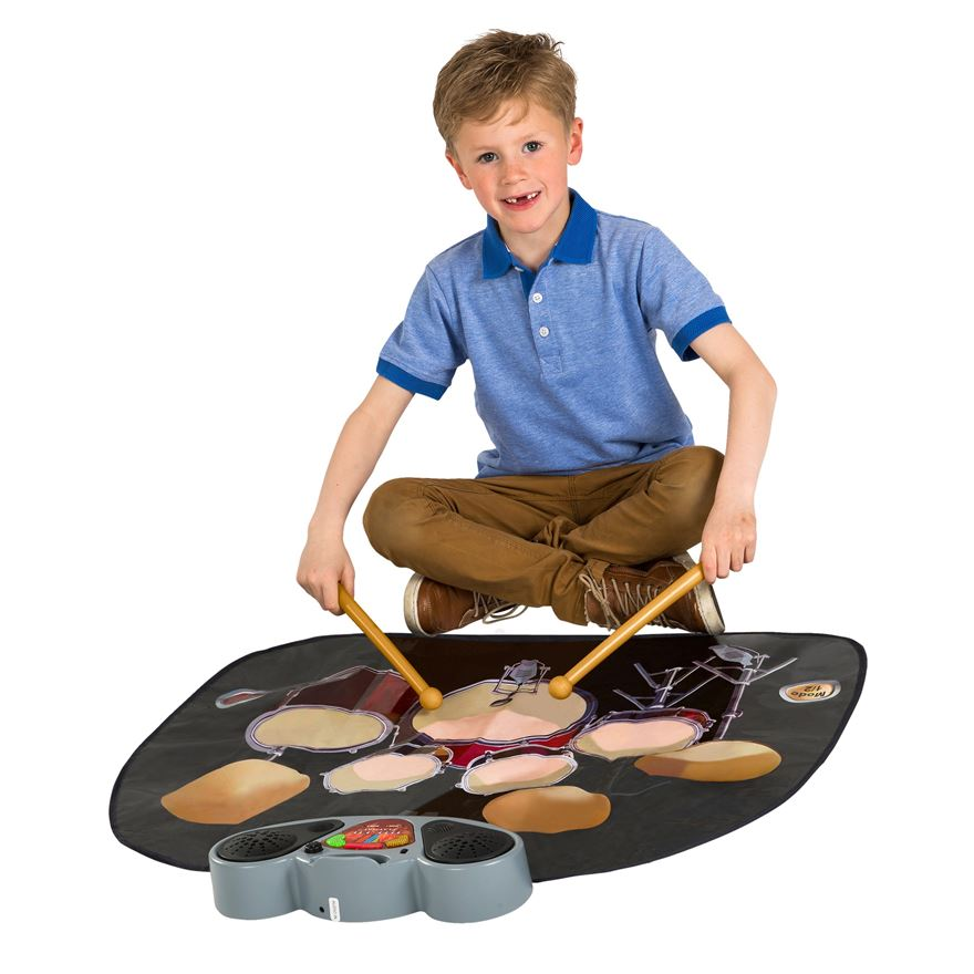 Super Drum Kit Playmat image-0