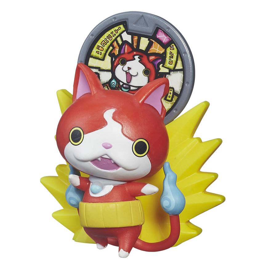 Yo-kai Watch Medal Moments Figures Assortment image-0