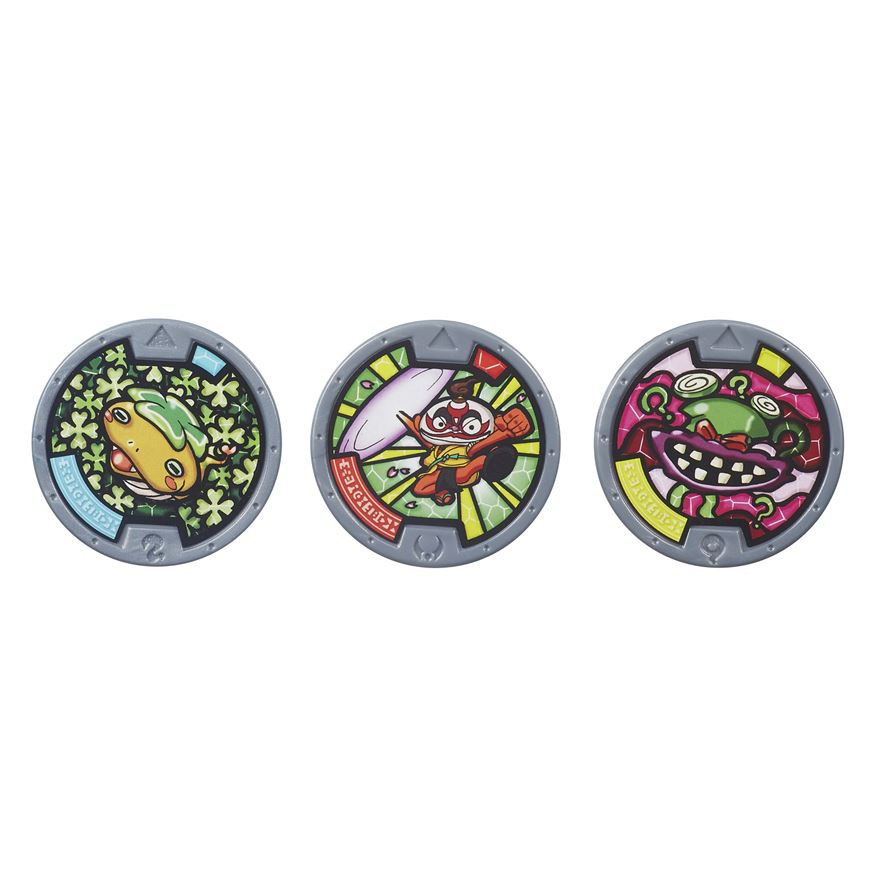 Yo-Kai Watch Medal Mystery Bags - Assortment image-0