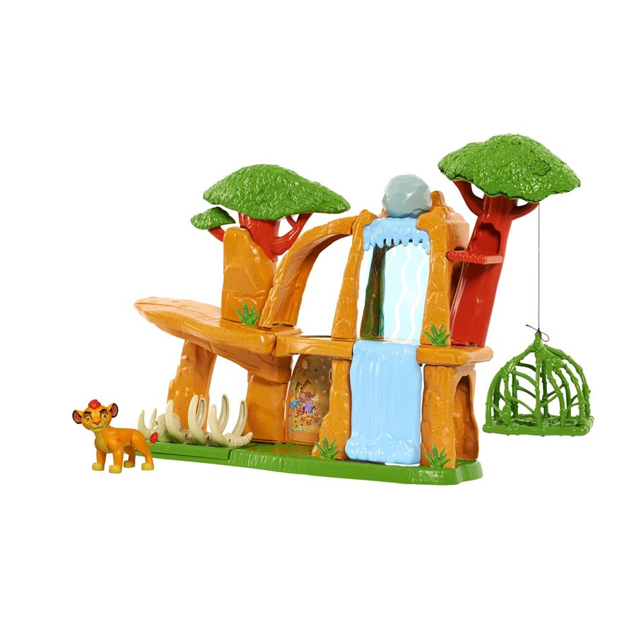 Lion Guard Defend the Pride Lands Playset image-0