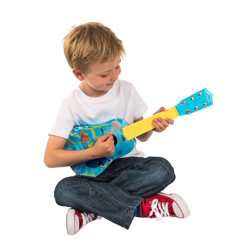 """Disney Finding Dory My First 21"""" Guitar image-0"""