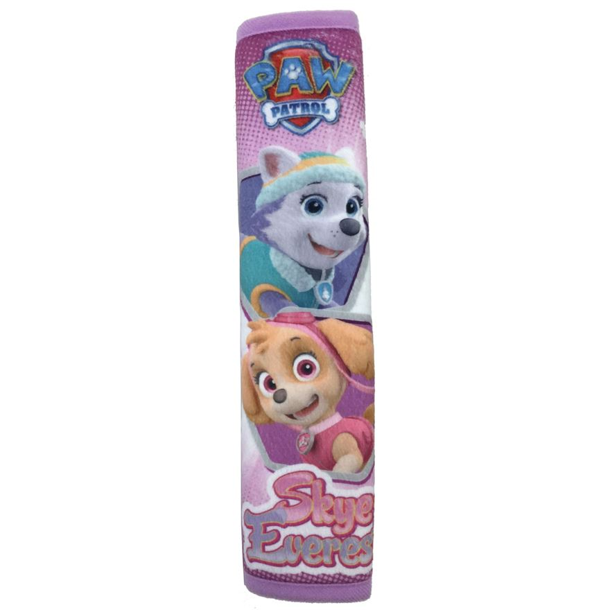 Paw Patrol Skye and Everest Seat Belt Cushion