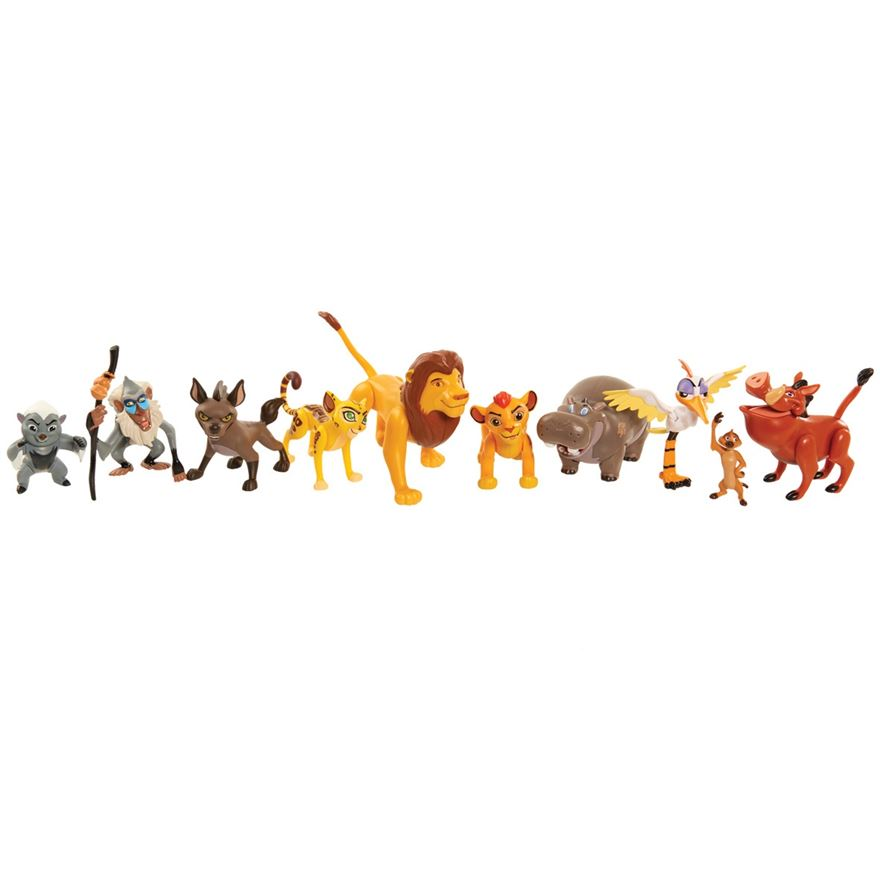 Lion Guard Deluxe Figure Set image-0
