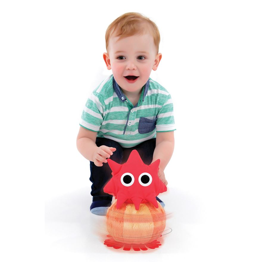 Twirlywoos Dance-Along Peekaboo Soft Toy image-0