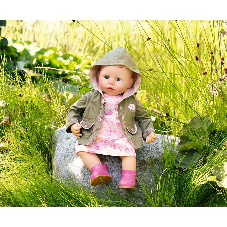 Baby Annabell Deluxe Let's Go Out Set image-0