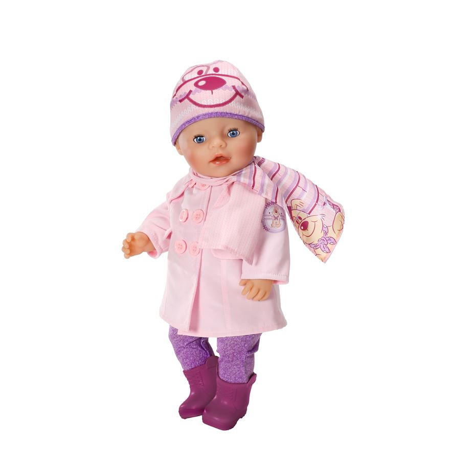 BABY Born Deluxe Cold Days Outfit image-0