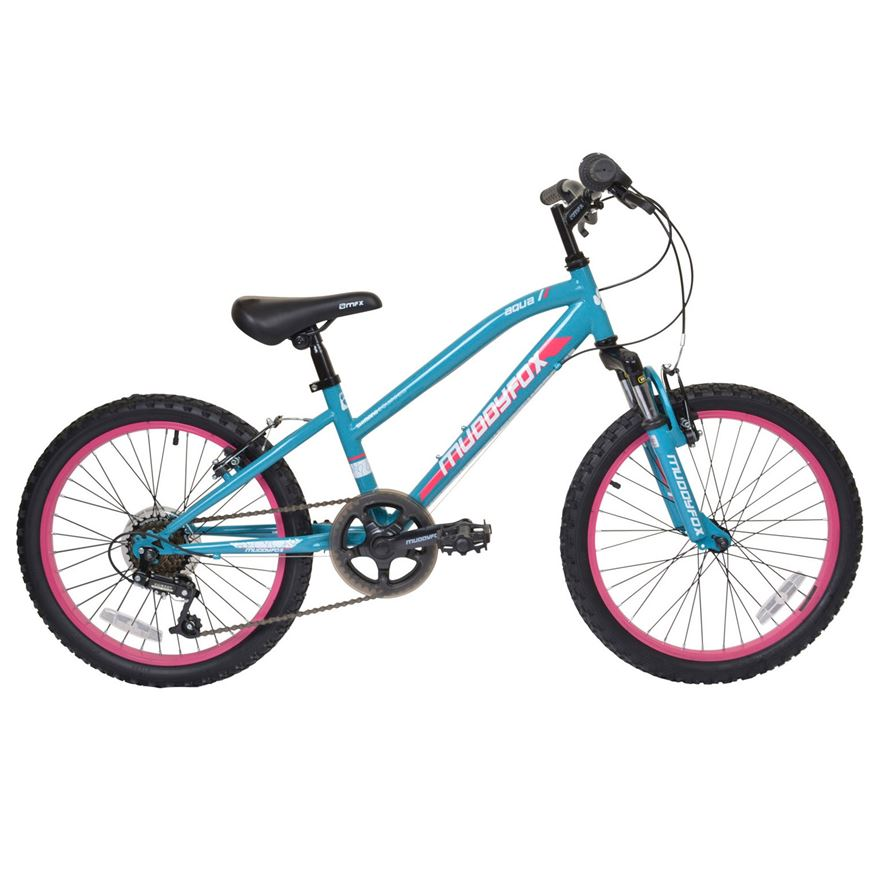 20 Inch Muddyfox Aqua Mountain Bike image-0